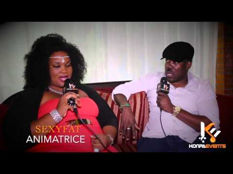 One -on- One with  Guyana Francaise's Radio Hostess Annie Casimir SEXYFAT  Part 2
