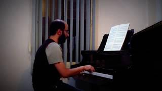 """Anon. - BWV 517 - Chorale in F major - """"Wie wohl ist mir, o Freund der Seelen"""""""