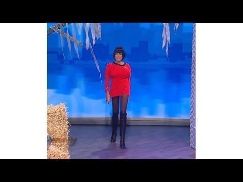 Look at Wendy Williams Legs!
