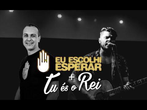 Tu És O Rei + Escolhi Esperar - Pr. W Junior Feat. Lincoln Borges (Lagoinha BH)