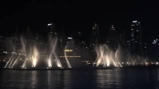 Enrique Iglesias - Hero Dubai Fountains
