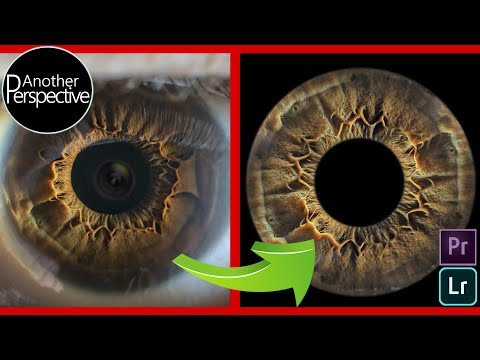 Eye Photography - How To OPTIMIZE A Picture Of Your Iris Without Photoshop