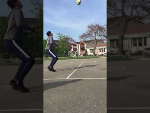 Footballeur gitan