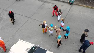 Las Mascaras en Coatzintla 2015
