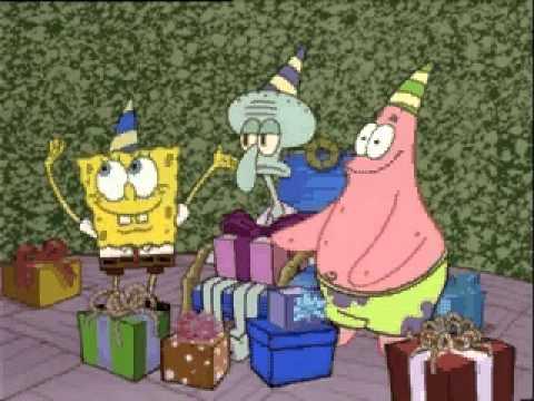 boldog születésnapot spongyabob Boldog születésnapot Tunyacsáp!!!   YouTube boldog születésnapot spongyabob