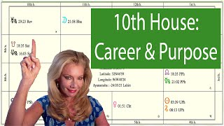 10th house career and purpose
