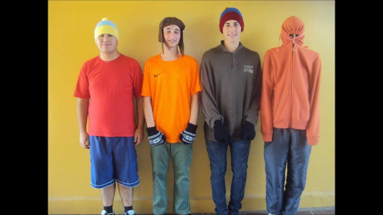 South Park da vida real - YouTube