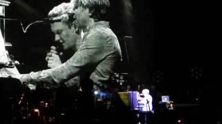 Matthias Schweighöfer & Philipp Poisel • Eisener Steg • Lachen Weinen Tanzen • 18.02.2017 live