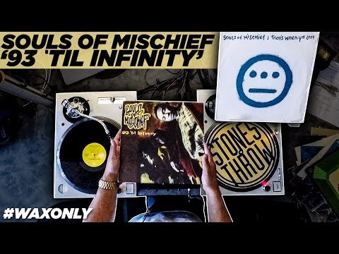 Discover Classic Samples On Souls of Mischief's '93 'Til Infinity'