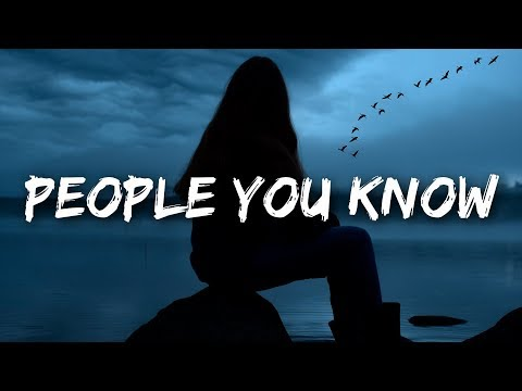 Selena Gomez - People You Know