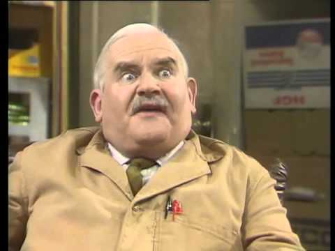 Open All Hours Series 3 Arkwright Stutter Compilation