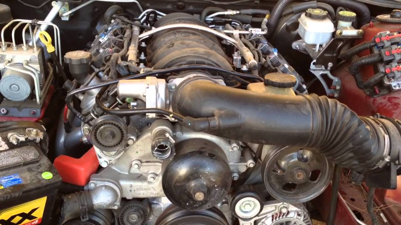 06 gto ls2 engine