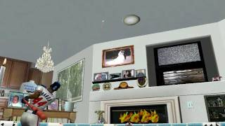 Triple Play 2001 - Living Room