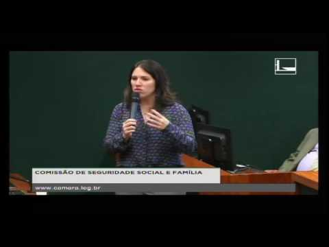 SEGURIDADE SOCIAL E FAMÍLIA - Audiência Pública - 10/11/2016 - 09:59