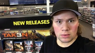 Blu-ray / Dvd Tuesday Shopping 4/21/15 : My Blu-ray Collection Series
