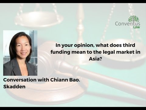 The impact of Third party funding to the legal market in Asia