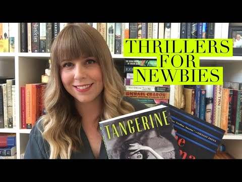 THRILLER BOOK RECOMMENDATIONS for People Who Are NEW to the Genre ||#EverydayMay