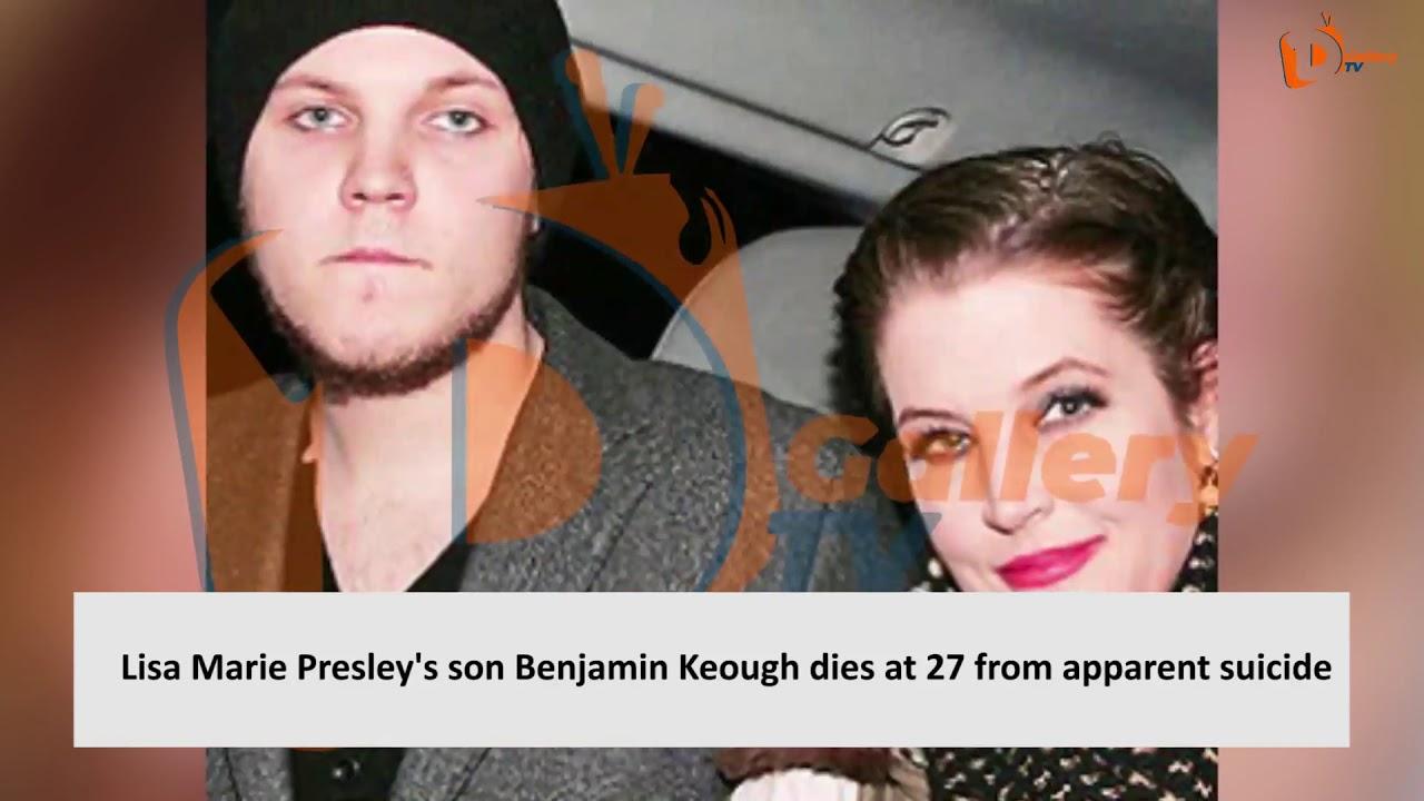Lisa Marie Presley S Son Benjamin Keough Dies At 27 From Apparent