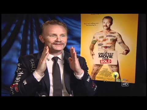Morgan Spurlock on The Greatest Movie Ever Sold by the Greatest Website Ever Watched!