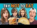 Try Not To Eat Challenge - Harry Potter