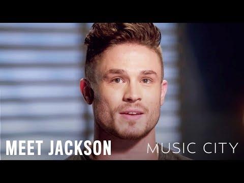 MUSIC CITY on CMT | Meet the Cast: Jackson