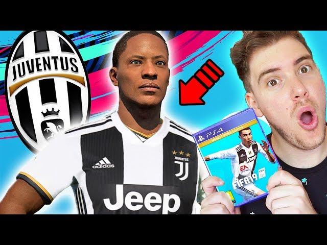 FIFA 19 ALEX HUNTER alla JUVENTUS?? - COSA SUCCEDE ORA con Ronaldo alla Juve? - The Journey 3