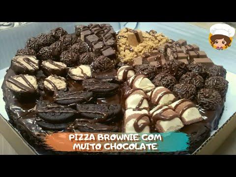 BOLO BROWNIE COM MUITO CHOCOLATE - MIL DELÍCIAS NA COZINHA