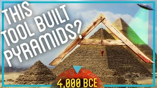 DIY Tool that Built the Pyramids