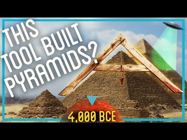 DIY Tool that Built the Pyramids