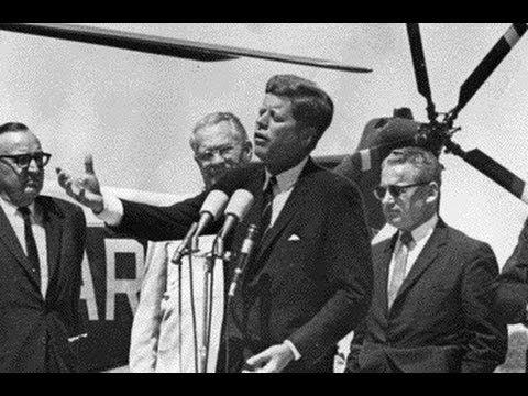 JFK SPEECH IN FRESNO, CALIFORNIA (AUGUST 18, 1962)