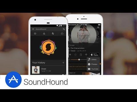 SoundHound (Apple aplikace týdne)