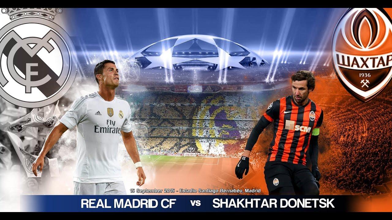 real madrid vs shakhtar donetsk - photo #42