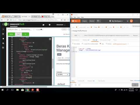 Swagger API Documentation