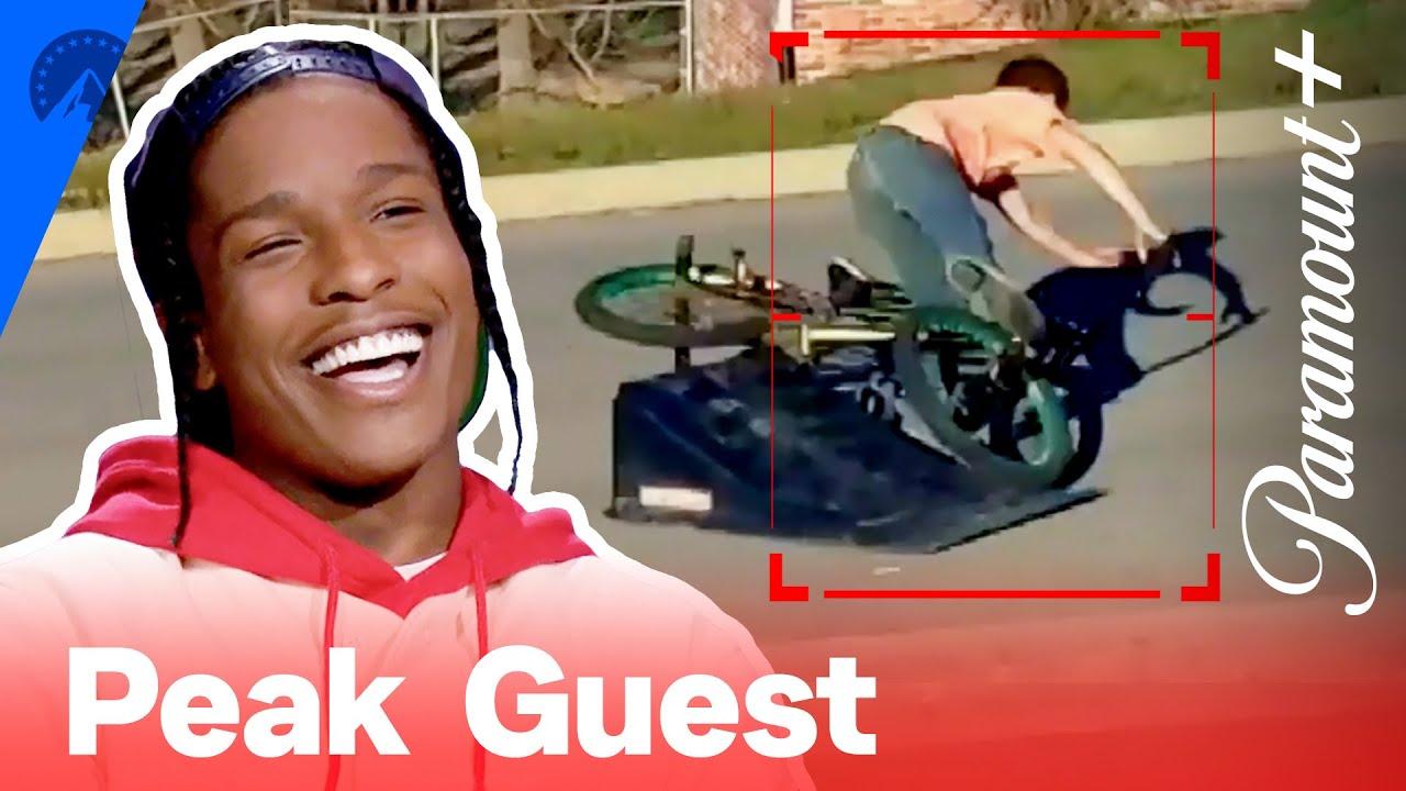 Peak Guest: Hip-Hop Edition 🎤 Ridiculousness