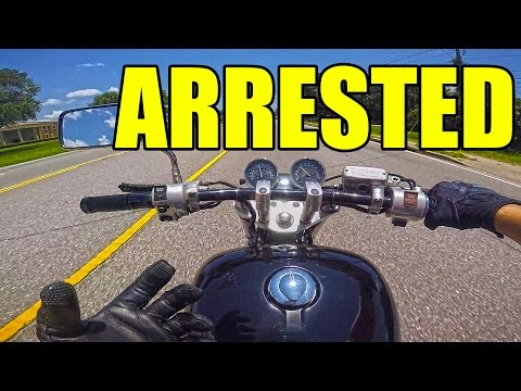 Arrested On The 4th Of July