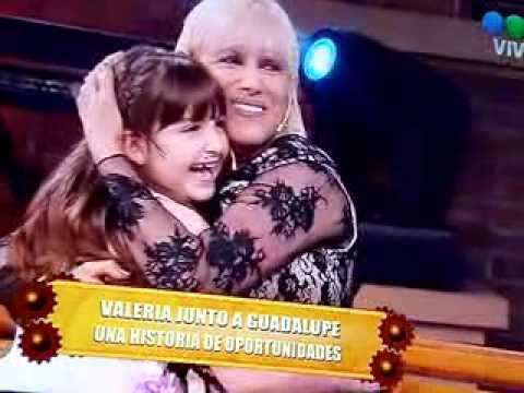 Valeria Lynch Fuera De Mi Vida Valeria Y Guadalupe