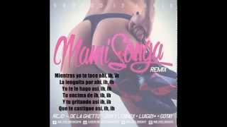 Mamisonga Remix   Ñejo Feat  De La Ghetto, Zion y Lennox, Luigi 21 Plus, Gotay Oficial Audio