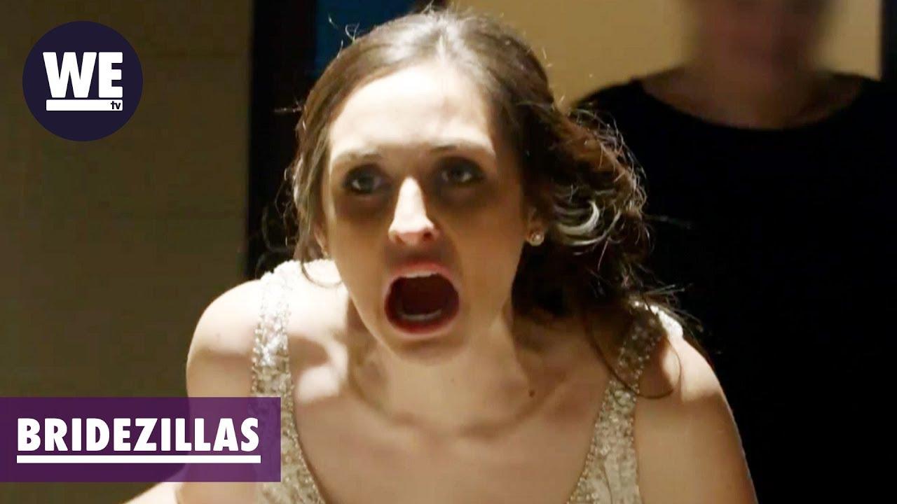 'Stop Having Fun, I'm Having a Panic Attack!' Sneak Peek | Bridezillas | WE tv