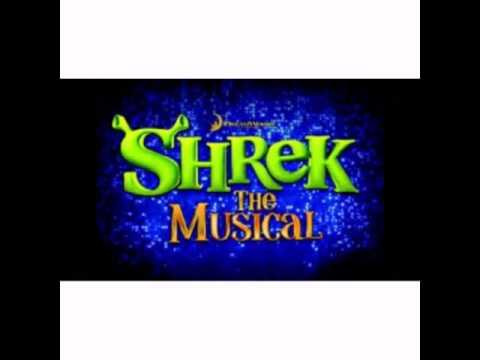 shrek the musical score pdf