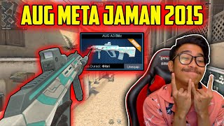 SKILL AUG CAH WIGUNA DI EXPERT PAKE SENJATA RULES JAMAN 2015!! // Gameplay Point Blank Zepetto