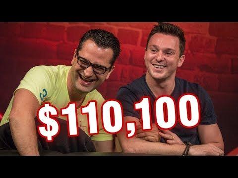 $110K CLASH Between Esfandiari And Trickett | S5 E25 Poker Night in America Presents