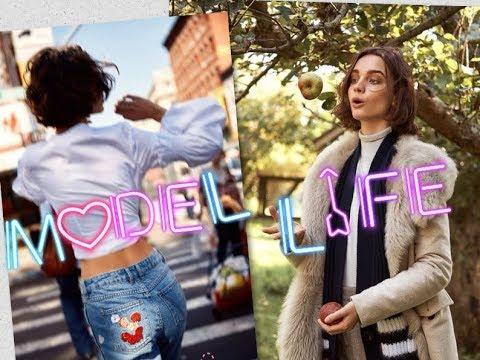 VLOG #Model'sLife ! Fotografando em NYC e viagem a Montauk | Luiza Scandelari