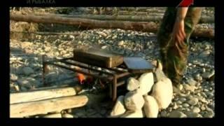 Трейлер. Рыбалка в Сибири на реке Яма.avi