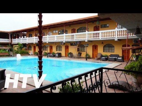 Hotel Cordoba en Granada, Nicaragua