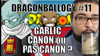 A LA POURSUITE DE GARLIC - DRAGONBALLOGY #11