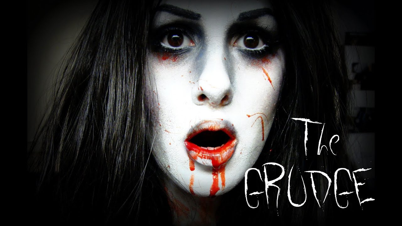 Tutorial 65 • The Grudge (halloween 2011) - YouTube