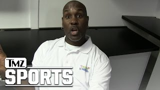 Gary Payton- Parental Real Talk On NBA Son...He Needs The D-League | TMZ Sports