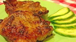 Как жарить мясо с ТелеПоваром