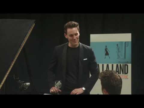 LA LA LAND'S JUSTIN HURWITZ - Movies and Matthew Hoffman LIVE!