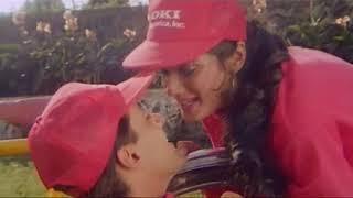 "Salman Khan&Ravina Tandon/Клип из к/ф ""Каменные цветы""/Салман Кхан и Равина Тандон"